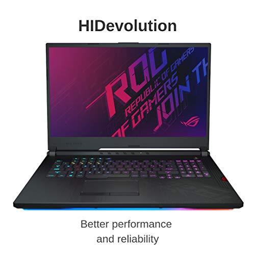 Compare HIDevolution ASUS ROG Hero III G731GW (G731GW-DB76-HID1) vs other laptops