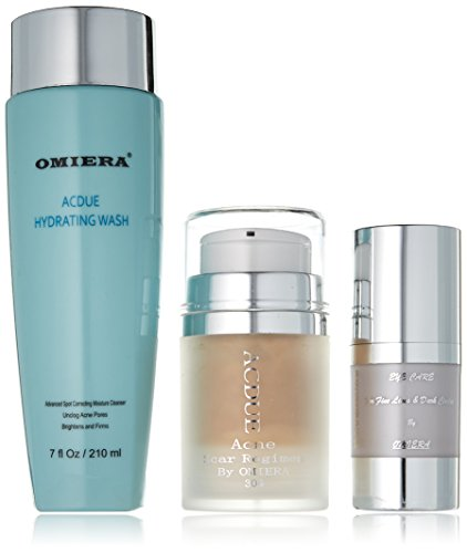 Omiera Illumizone Treatment Cleanser Anti Aging
