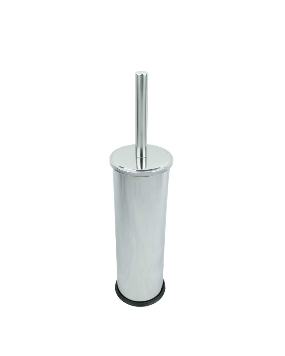 Kugel Bürstengarnitur Klobürste Toilettenbürste Edelstahl 37cm WC-Garnitur
