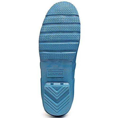 Hunter Unisex Original Short Gloss Rubber Boot (Paon Lumineux) k3nrygp