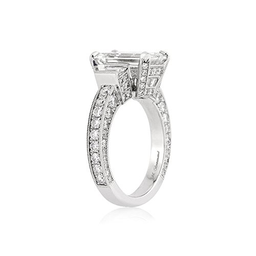 Mark-Broumand-549ct-Emerald-Cut-Diamond-Engagement-Ring