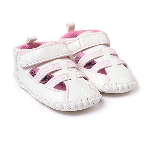 Zapatos rosas Shepherd infantiles keVUzkoFa
