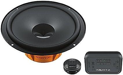 Hertz Auto Lautsprecher Kompo System 320 Watt Mercedes C Klasse W204 S204 07 14 Einbauort Vorne Türen Hinten Türen Elektronik