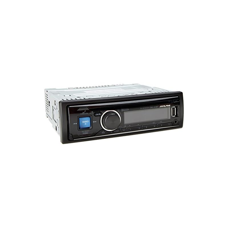 Alpine CDE-143BT Advanced Bluetooth CD R