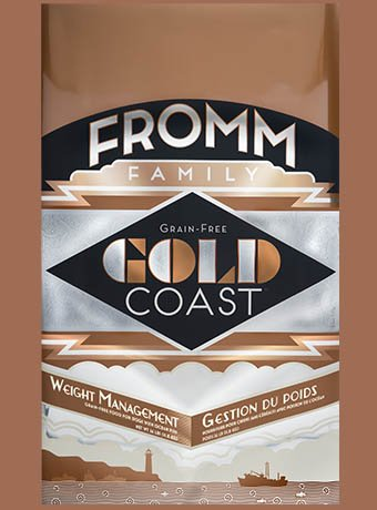 Fromm Family Foods 727060 26 Lb Gold Coast Weight Management Pet Food (1 Pack), One Size