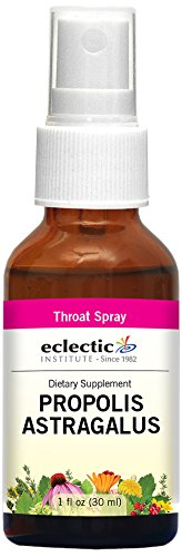 Eclectic Propolis Astragalus Spray, Pink, 1 Fluid Ounce