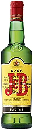 JB Rare Whisky Escocés - 70 CL