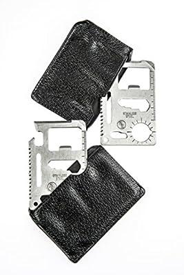 SE MT908-2 11-Function Survival Pocket Tool (Pack of 2) by Sona Enterprises