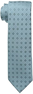 Calvin Klein Men's Cross Medallion Tie