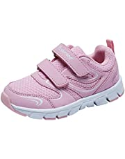 BODENSEE Unisex Children Infant Toddler Little Kids Sneakers Velcro Lightweight Low Top Sports Shoes