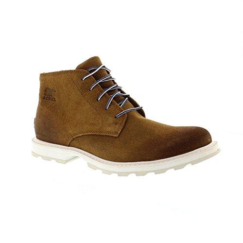 Waterproof Chukka (Sorel Madson Chukka Waterproof Boot - Men's Camel Brown, 12.0)