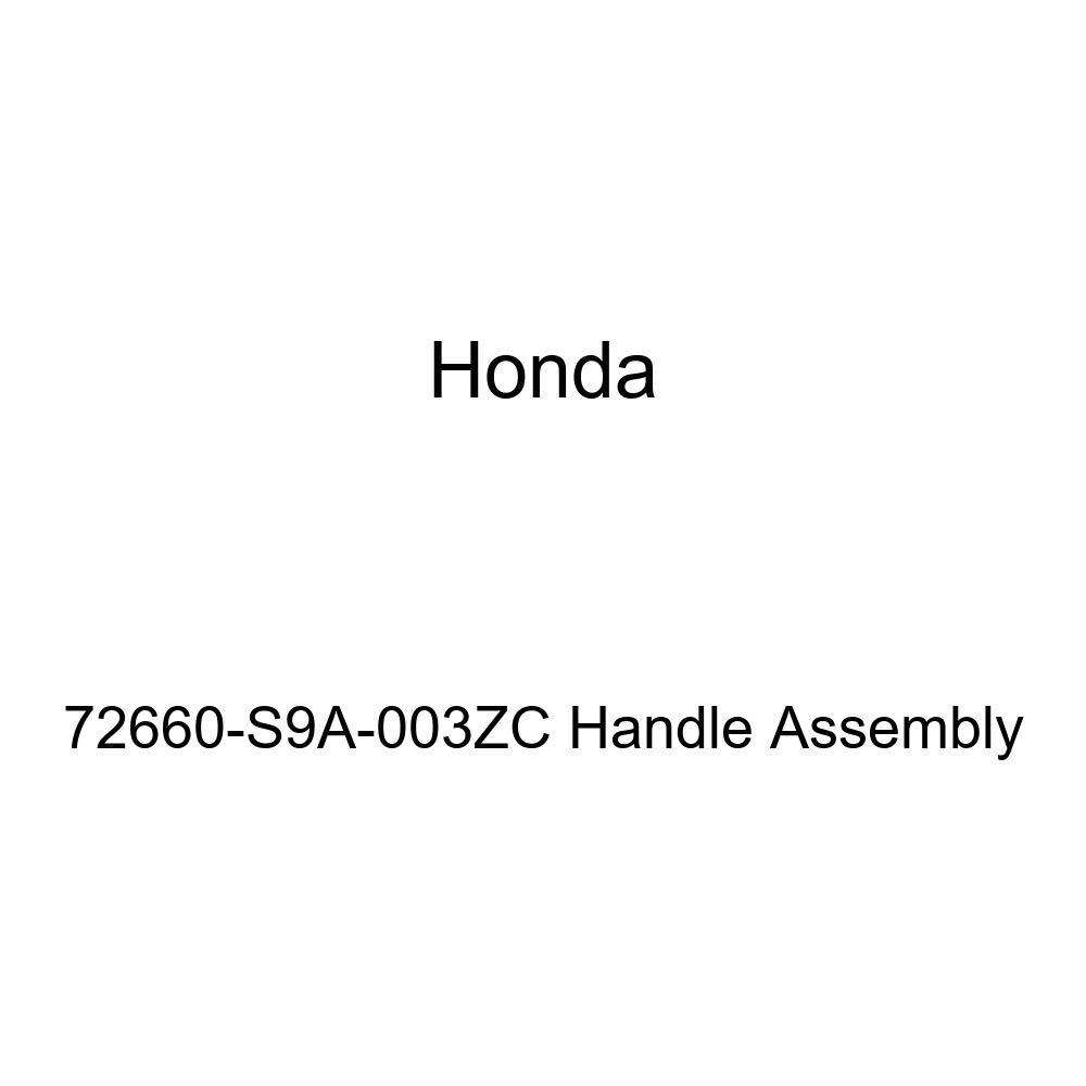 Genuine Honda 72660-S9A-003ZC Handle Assembly