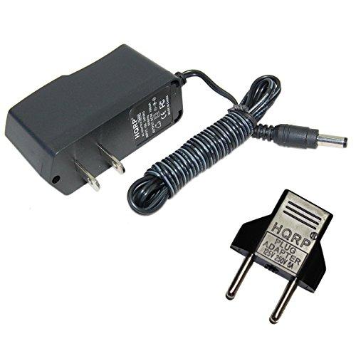 HQRP AC Power Adapter for Schwinn 103 112 113 120 122 123 12