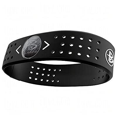 Power Balance Evolution Wide Band Silicone Wristband - Genuine (Various Colors)