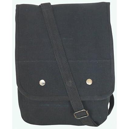 Amazon.com  Canvas Map Case Military Shoulder Bag 9ef46dc12ea