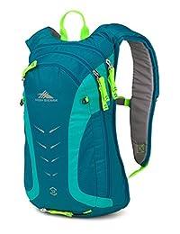 High Sierra 66056-4413 Ski Adventure Packs Symmetry 12 Backpack, Sea/Tropic Zest, International Carry-On