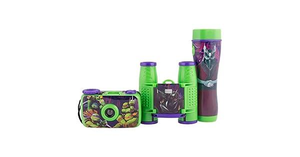 Amazon.com: Kit de audio de Tortugas Ninja de 3 piezas: Toys ...