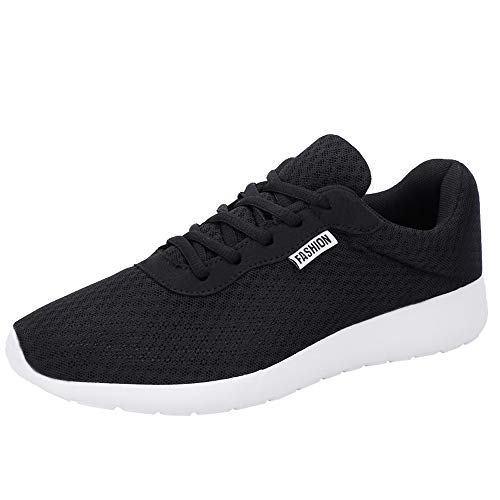 Price comparison product image Gift Ideas!!! Teresamoon Men Outdoor Mesh Shoes Casual Lace Up Comfortable Soles Running Sports Shoes