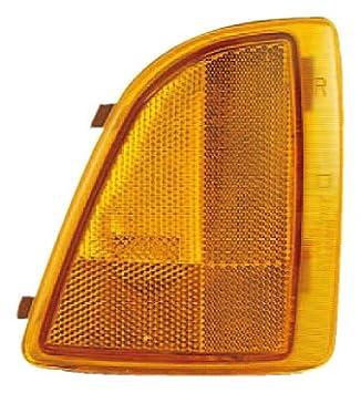 Eagle Eyes GM160-U000L GMC Driver Side Side Marker Lamp Lens and Housing