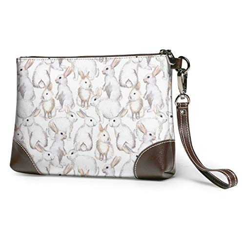 White Rabbits Leather...