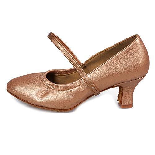 Zapatillas a baile sal baile de latinos Zapatos YKXLM de de amp;Ni Mujeres 0PExzwnYa