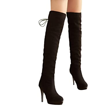f0c2ff4309f Image Unavailable. Image not available for. Color  Ghazzi Women Boots Teen  Girls Fashion Leopard Print Shoes ...