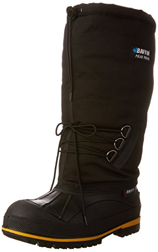 Baffin Mens James Bay Travail Boot Noir