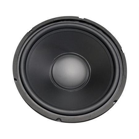 12'' Woofer with Poly Cone and Rubber Surround 120W RMS at 8ohm