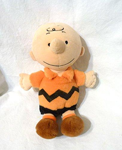 Rare  Peanuts Camp Snoopy Charlie Brown 12  Plush