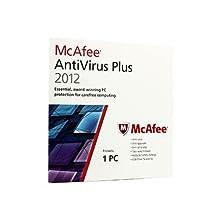 McAfee AntiVirus Plus 2012