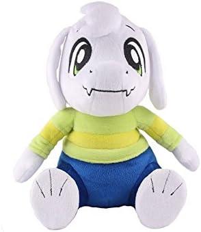 "Undertale Asriel Toys Doll Plush  10/"""
