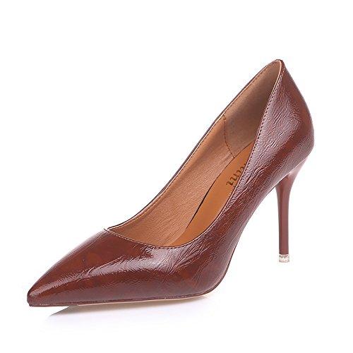 scarpe di di tacco Punta alta Punta Punta tacco alta di scarpe IFzxwqOZ