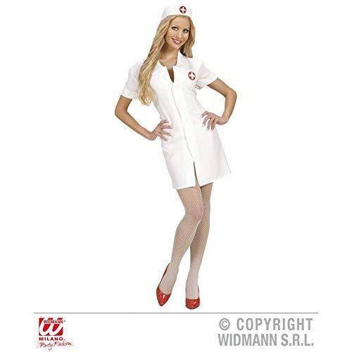 Lively Moments Disfraz Enfermera Sexy Hermana Ashley Talla S=36 ...