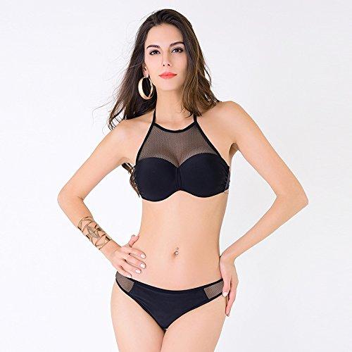 3cad49b852ab Asomer L'Estate di Costumi Sexy Ragazze in Costume da Bagno 2017 Bikini ,Black