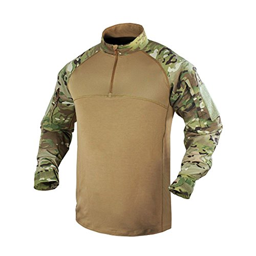 Condor Outdoor Combat Shirt, Color Multicam, Size XL