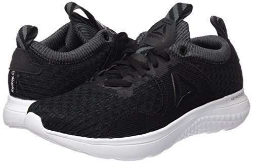 Steel Running para de Ash Grey Astroride Mujer Black Negro Run Reebok Zapatillas Alloy Fire T4COwqX