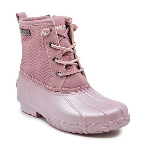 Nautica Kids Girls Truett Youth Waterproof Duck Boot Winter Shoe (Little Kid/Big Kid)