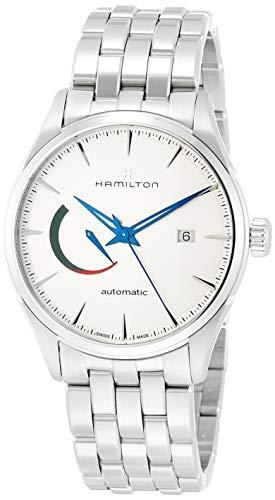 Hamilton Jazzmaster Power Reserve Automatic Mens Watch H32635181