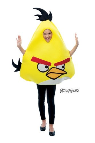 Costumes Bird Women's (Angry Birds Yellow Bird)