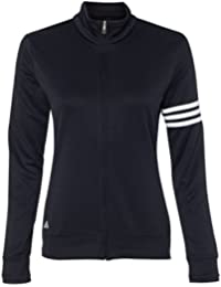 Ladies' 3-Stripes Full Zip Pullover Jacket A191