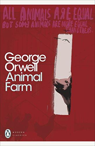 Animal Farm: A Fairy Story (Penguin Modern Classics) (English Edition)