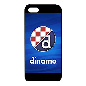 Classical Design GNK Dinamo Zagreb Phone Case for Iphone 5/5s Dinamo Zagreb Football Club Hard Phone Shell Case