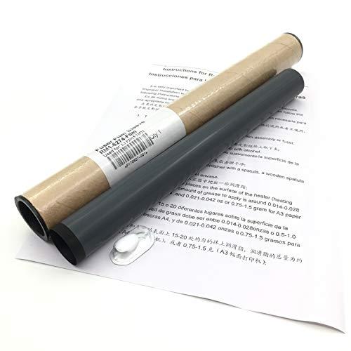 Fixing Film Sleeve - OKLILI RM1-6274-Film Fixing Fuser Film Sleeve for HP M501 M506 M527 M521 M525 P3015 P3015d P3015dn P3010 P3011 P3016 P3018 Quality!