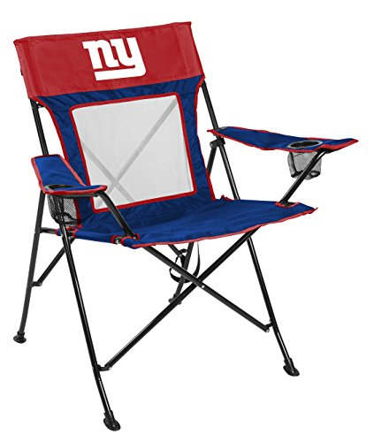 Rawlings NFL New York Giants Unisex LP0065NFL Game Changer Chair, Blue, Adult