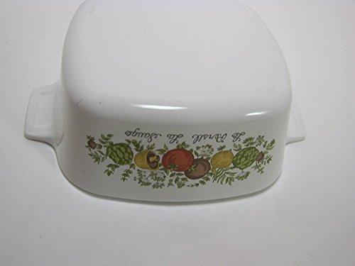 Spice of Life Vintage Corningware Square Casserole Dish-1.5 Qt.