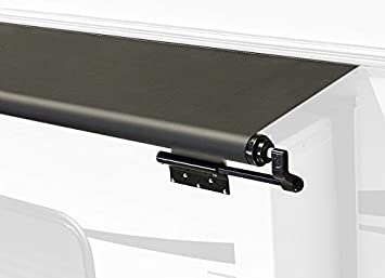 Lippert Components V000168106 Solera Black 8' Slider