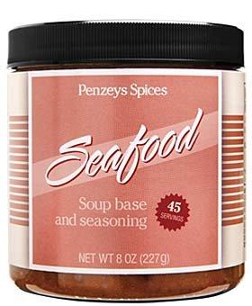 Seafood Soup Base By Penzeys Spices 8oz jar