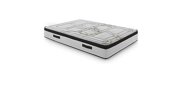 NightCare Colchón biolive 150 x 190 cm - 30 cm - 8 cm de Espuma de Memoria: Amazon.es: Hogar