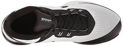 Nike Heren Zoom Bewijs Basketbalschoenen Wit / Zwart Wit