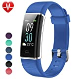Willful Fitness Tracker,Fitness Watch Smart Watch Heart Rate Monitor Watch, IP68 Waterproof Sleep
